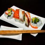 sushi da asporto