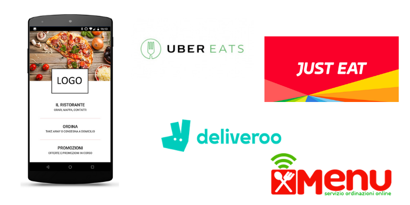 app per ristoranti